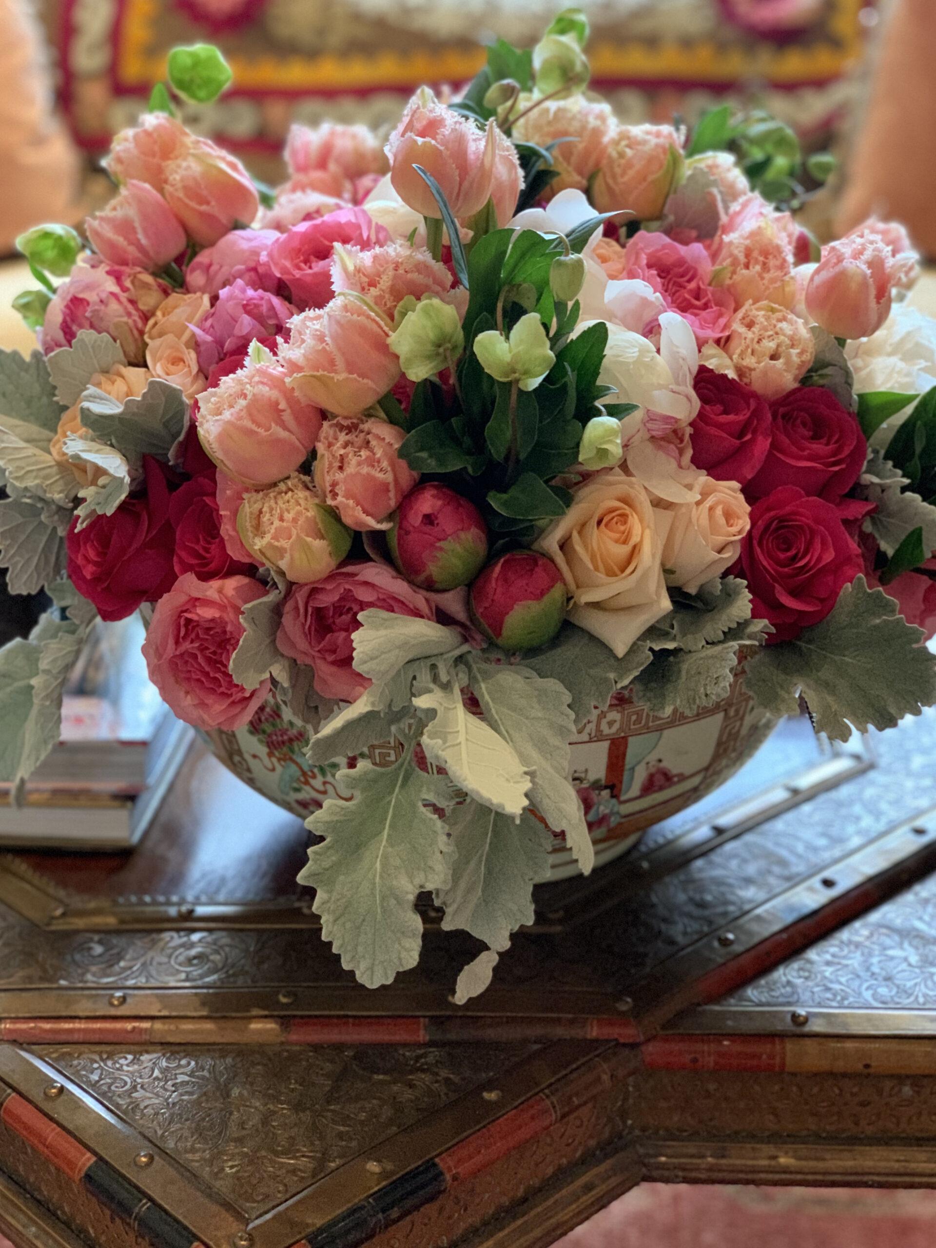 Kane & Co is a full service studio specializing in bespoke flowers